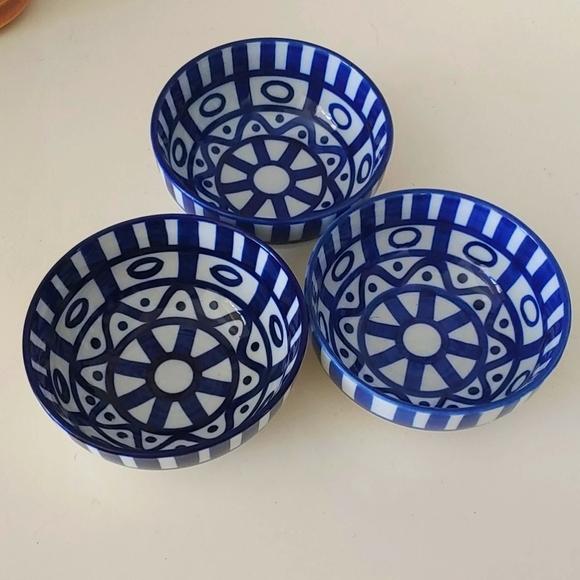 Dansk Arabesque Bowls